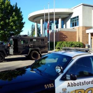 STK_Abbotsford Police HQ EMS Cruiser