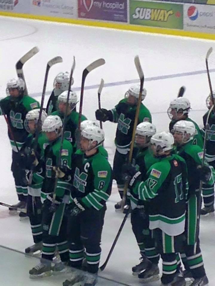 Hockey - Migets 1