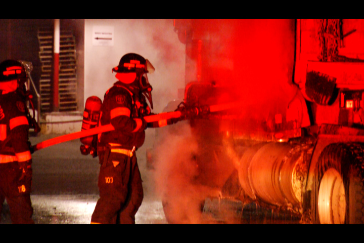 Abbotsford Fire 1