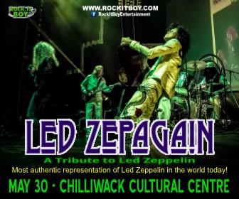 Led Zepagain 2 rockit boy