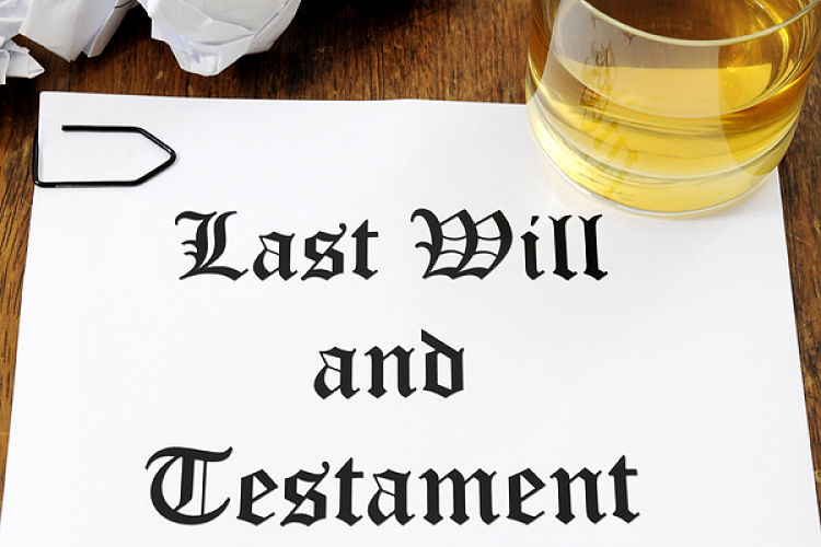 Will and Testament 2