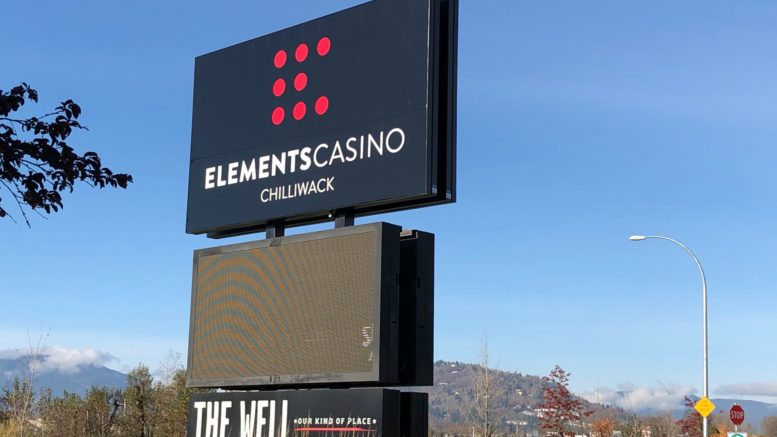 Elements Casino Chilliwack